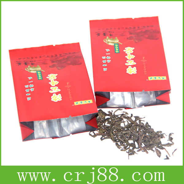 铝箔复合茶叶包装袋生产样品