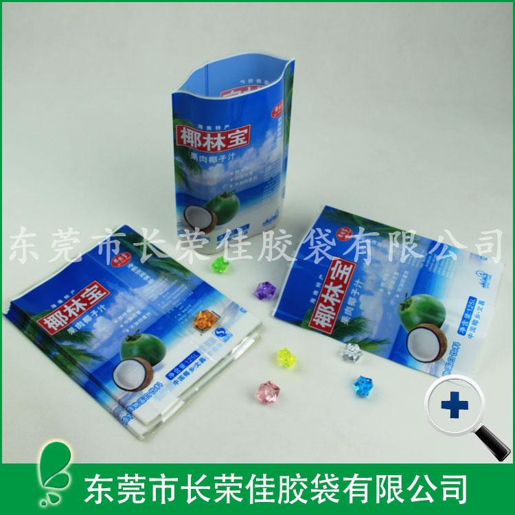 收缩膜——椰林宝椰汁饮料OPS热收缩膜