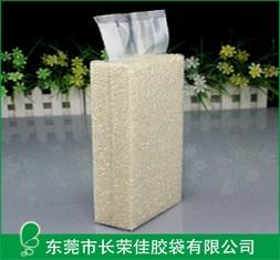 食品包装袋——大米砖真空包装袋