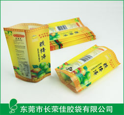 收缩膜——酸梅汤饮料PVC热收缩膜