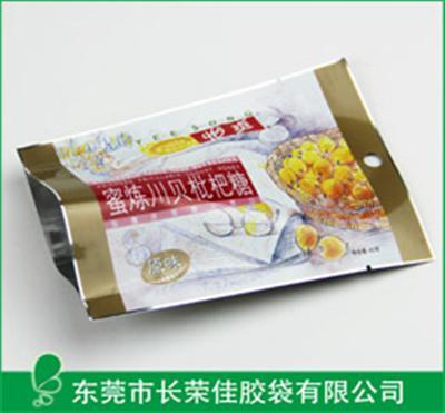 润喉糖果食品铝箔包装袋