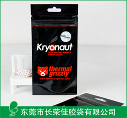 日用品包装袋——导热硅脂包装袋