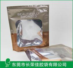 直立袋——带透明窗口直立袋