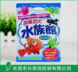 日本沐浴玩具包装袋