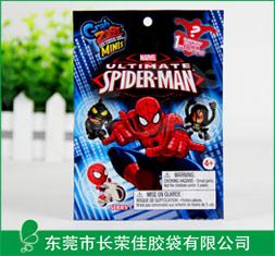 蜘蛛侠玩具包装袋