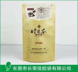 滇红牛皮纸茶叶包装袋